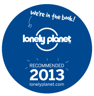 Lonely Planet 2013
